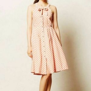 Anthropologie Color Siete Dress